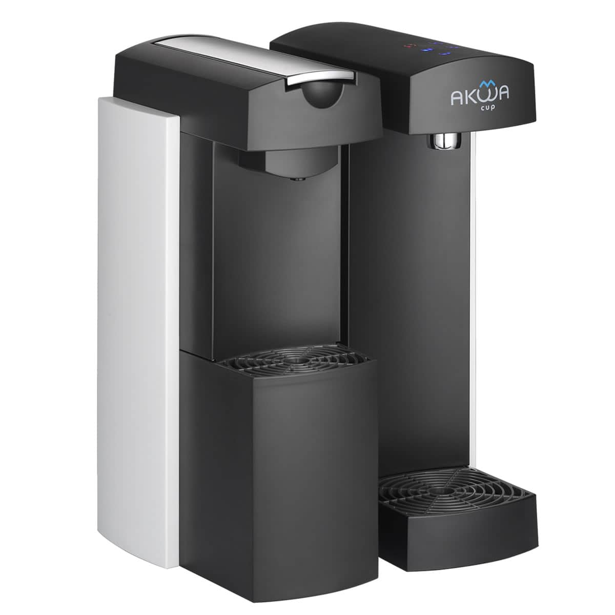 Purified water dispenser and coffee