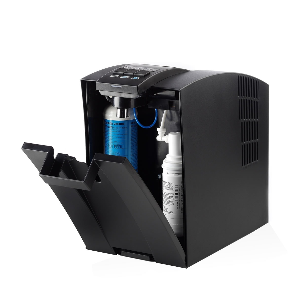 Water purifier dispenser