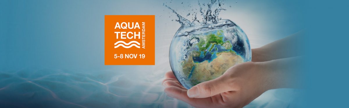 Akwa at the Aquatech trade fair